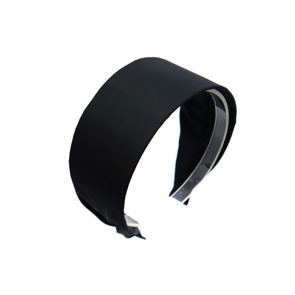 pocono simple hairband (black)